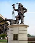 Students at East Carolina University talk like a pirate everyday, because they are pirates!    #FLVS #campus #Carolina