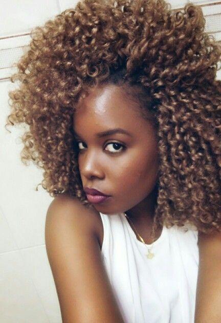 Blonde Crochet Braids Soft Dread Hair Hair Inspiration