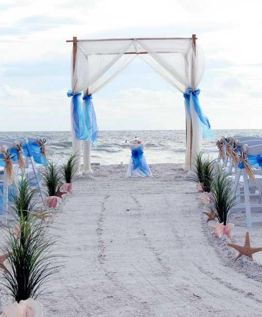 44 best Wedding images on Pinterest | Beach weddings, Destination ...