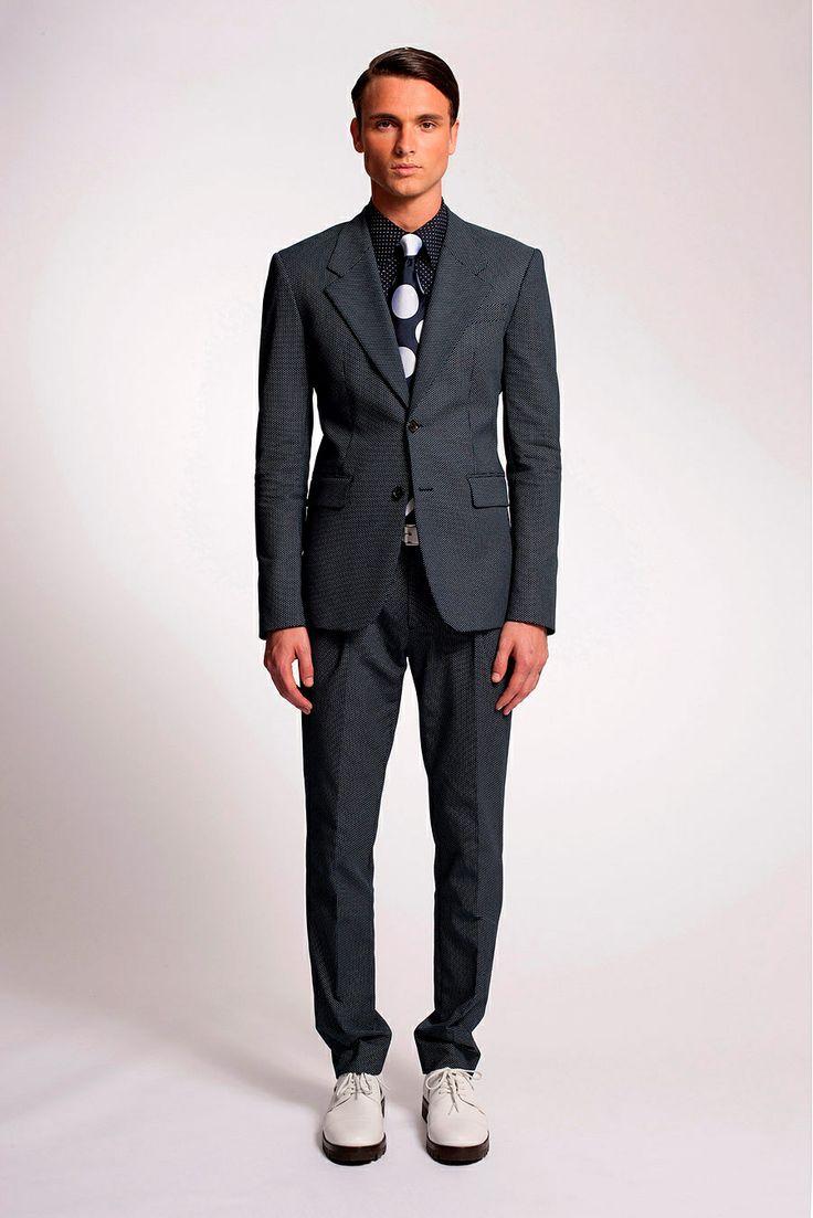 Michael Kors coleccion primavera verano 2014 New York Fashion Week