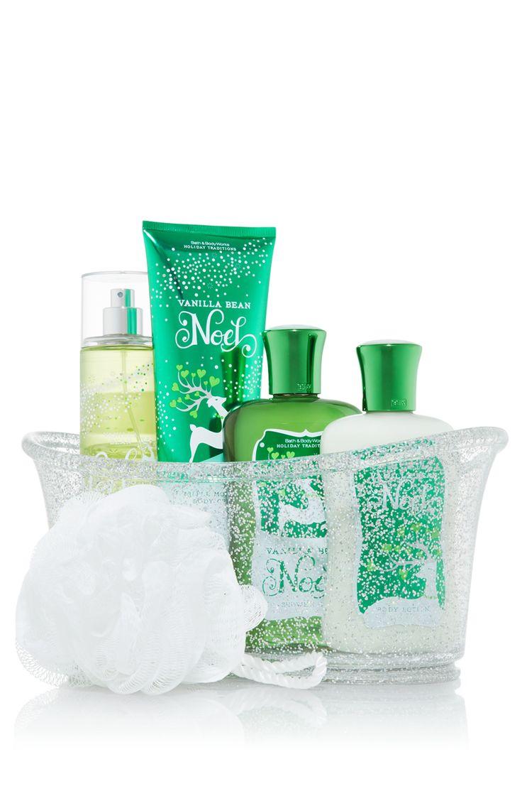 Vanilla Bean Noel Splish Splash Gift Set Web Exclusive