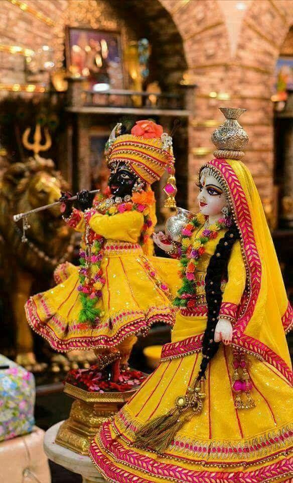 Girdhari!! Jai Radhe Shyam