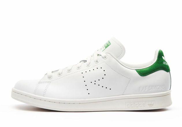 #adidas  x #RafSimons Stan Smith #sneakers