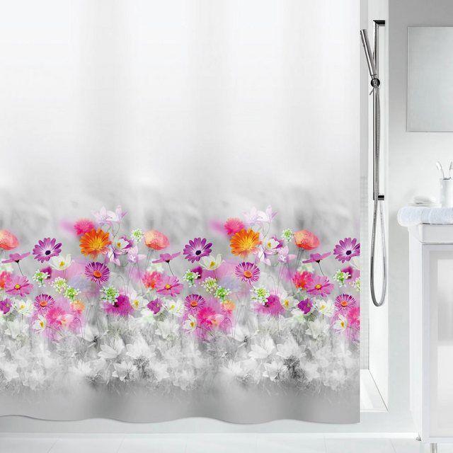 Duschvorhang Abella Antibakteriell Und Wasserabweisend