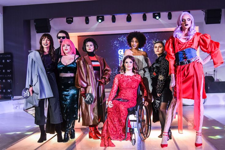 THE GLAMOUR STREET FASHION SHOW 2017 EXPERIENCE