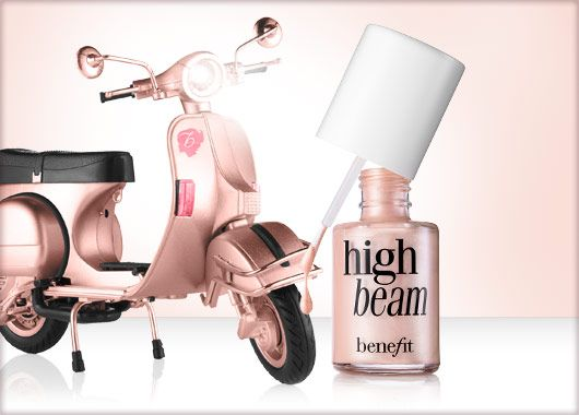 Benefit Cosmetics - high beam #benefitgals
