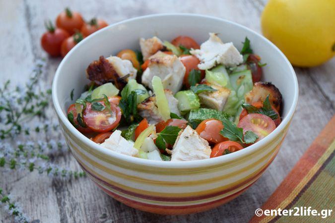 Η Δίαιτα της Σαλάτας: Χάστε τα περιττά κιλά με δροσερές σαλάτες - 14 Day Salad Diet http://www.enter2life.gr/927-i-diaita-tis-salatas.html