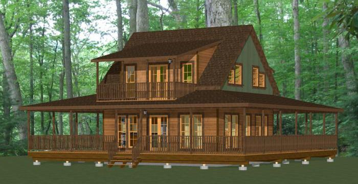 24x24 house 24x24h3a 1 076 sq ft excellent floor for 24x24 cabin