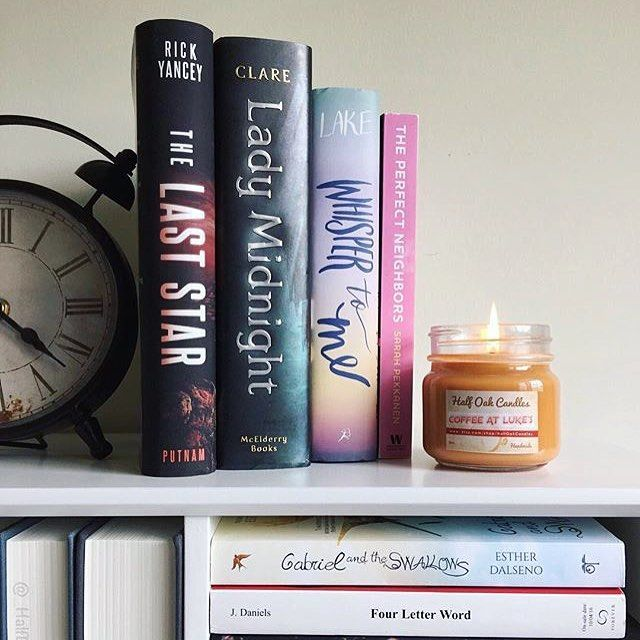 143 Likes 2 Comments Book Inspired Candles Halfoakcandles On Instagram Coffee At Luke 39 S Candl Coffee And Books Book Aesthetic Book Inspired Candles