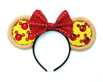 food mickey mouse ears – Etsy                                                                                                                                                                                 More