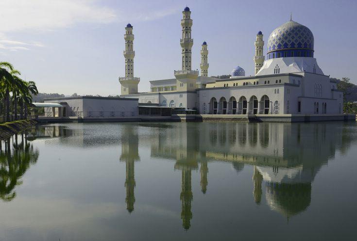 Floating Mosque Kota Bharu, Malaysia