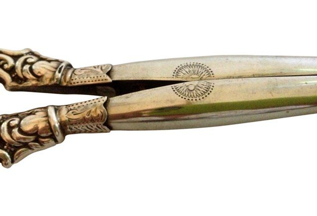 1902 Sterling Silver Glove Stretcher