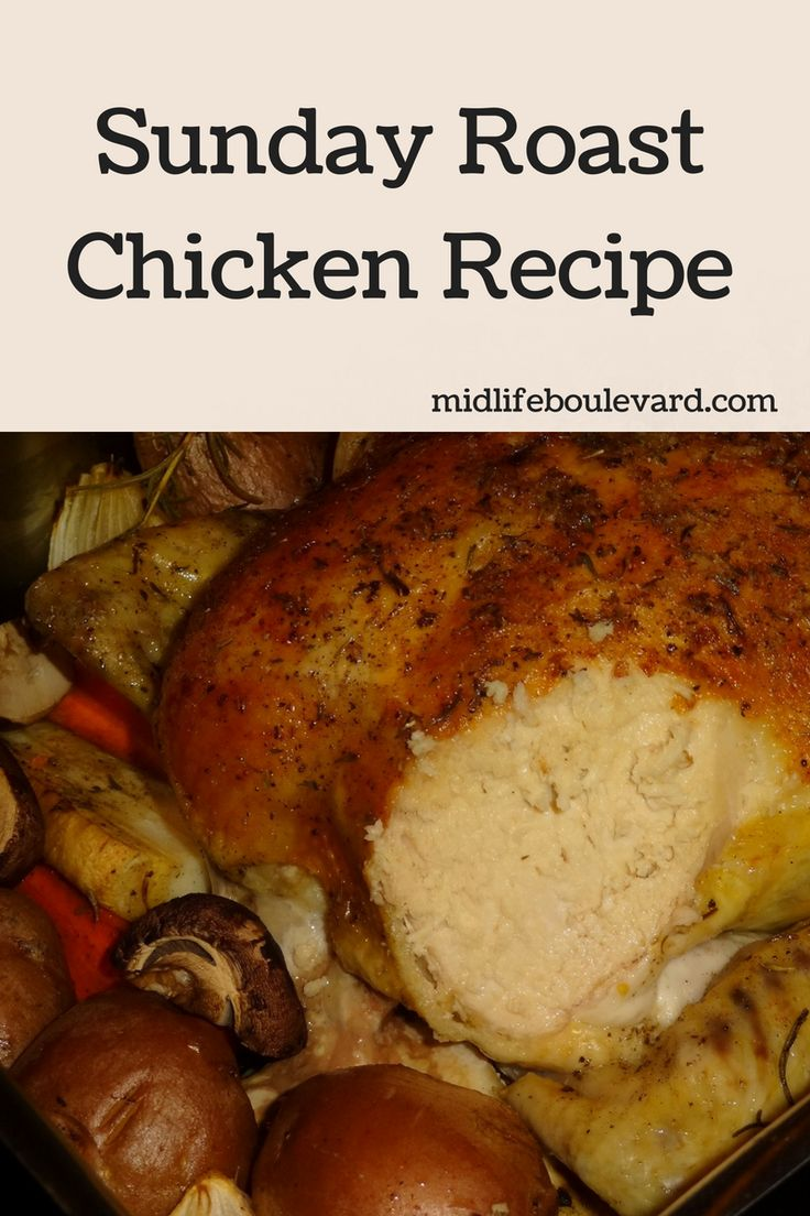 This delicious and simple Sunday Roast Chicken recipe is the perfect addition to…