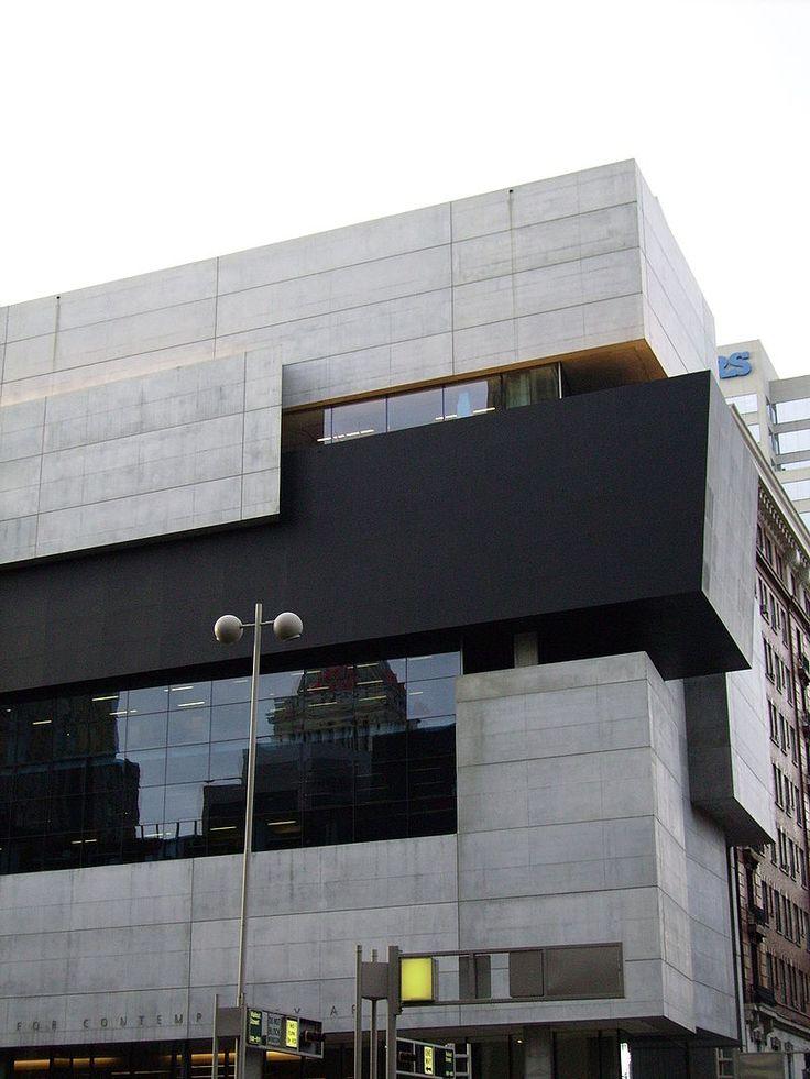 The Richard And Lois Rosenthal Center For Contemporary Art, Cincinnati,  Ohio, 2003 |