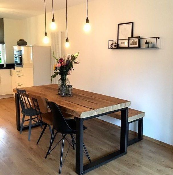 Epic Way To Style Your Dining Table 563030 Table Tips On How To Style Your Dini Rustic Dining Room Sets Farmhouse Dining Rooms Decor Dining Room Table Decor