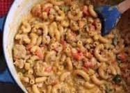 Baked Macaroni & Beef Casserole Weight Watcher   – Weight watchers