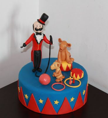 Le Delizie di Ve: CYRCUS CAKE