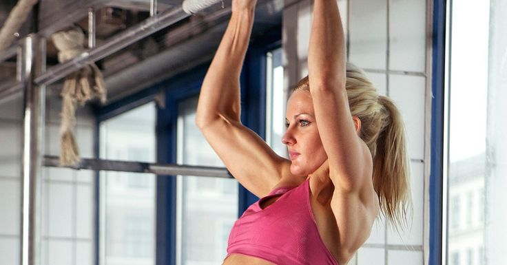 The Pull-Up Guide — It's Not as Scary as You Think! This.