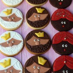 Los 3 Reyes Magos - cookies