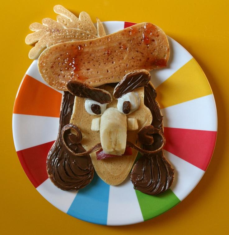 61 best Let Them Eat (Literary) Cake images on Pinterest | Pancake ...
