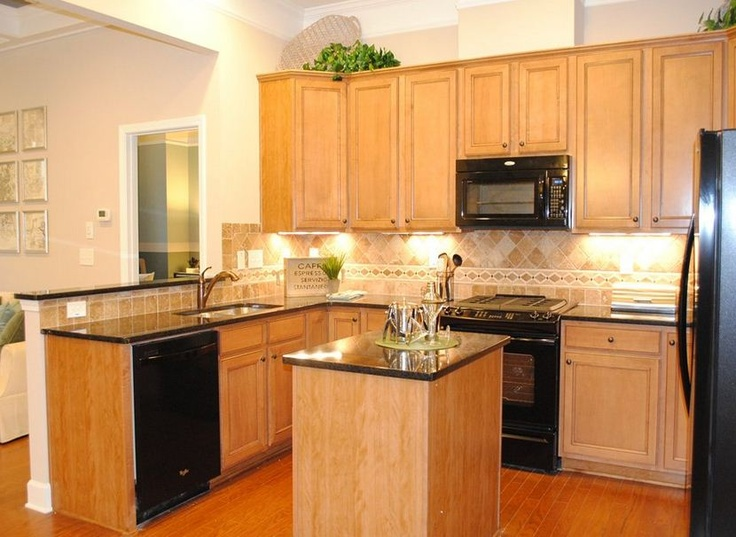 A pulte kitchen shows all the amazing benefits of having for Show kitchen design