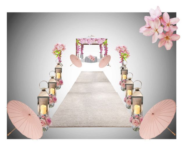 Pink ceremony by jenny-drossou on Polyvore featuring art
