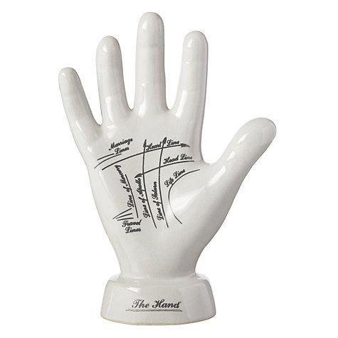 Buy John Lewis Phrenology Hand Online at johnlewis.com