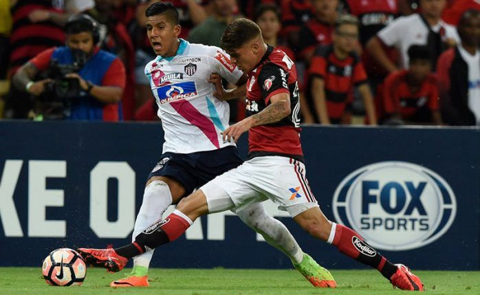 Ver partido Junior vs Flamengo en vivo 30/11/2017 - Ver partido Junior vs Flamengo en vivo online 30 de noviembre del 2017 por Copa Sudamericana. Resultados horarios canales y goles.