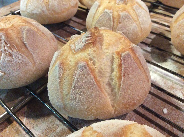 Ricetta Rosette Senza Glutine - tutti i segreti per fare le rosette o michette in casa senza glutine con un risultato strepitoso