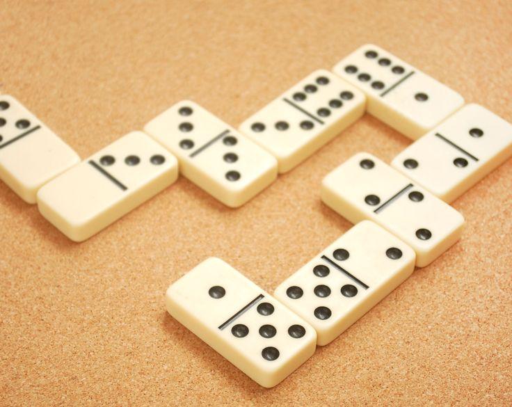 wikiHow to Play Dominoes -- via wikiHow.com