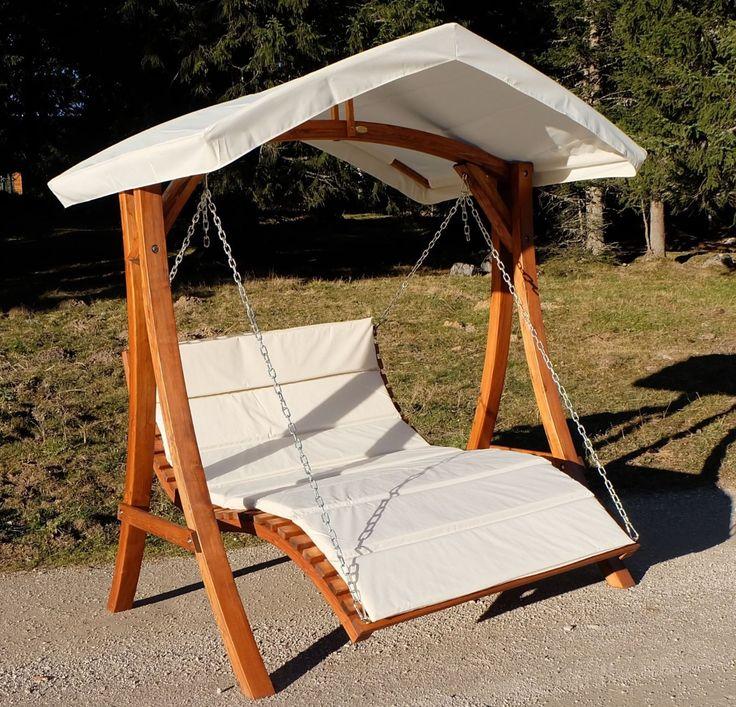 design hollywoodschaukel gartenschaukel hollywoodliege. Black Bedroom Furniture Sets. Home Design Ideas