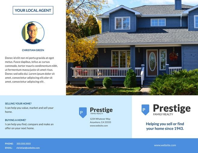 23 best free brochure templates images on pinterest