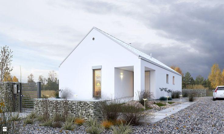 EKONOMICZNY 1 - zdjęcie od DOMY Z WIZJĄ - nowoczesne projekty domów - Domy - Styl Nowoczesny - DOMY Z WIZJĄ - nowoczesne projekty domów