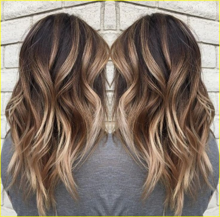Best 25 Fall Hair Color For Brunettes Ideas On Pinterest  Dark Hair Highlig