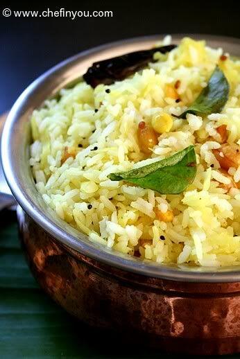 Green Mango Rice Recipe | Ugadi Festival Recipes | Mangai Sadam