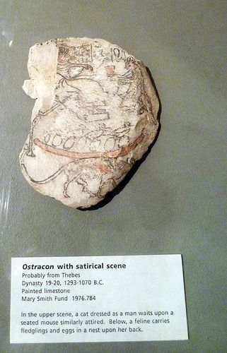 P1090634.Beautiful ostracon