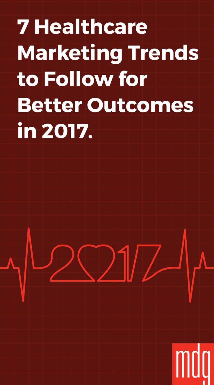 7 Healthcare Marketing Trends to Follow for Better Outcomes in 2017 -- Healthcare is constantly evolving, so it can be difficult for marketers to keep their finger on the pulse of the industry and know which healthcare marketing strategies to put into practice. But despite recent governmental changes and growing patient distrust, the healthcare industry is full of opportunities to help brands and businesses make healthy progress with patients.