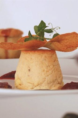 The UK's top gourmet vegetarian restaurants