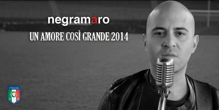 negramaro  un amore così grande     (Italian Team Fifa World Cup Song)