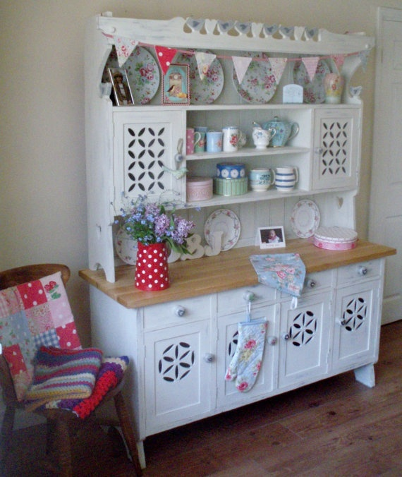 11 best welsh dressers/furniture images on Pinterest | Shabby chic ...
