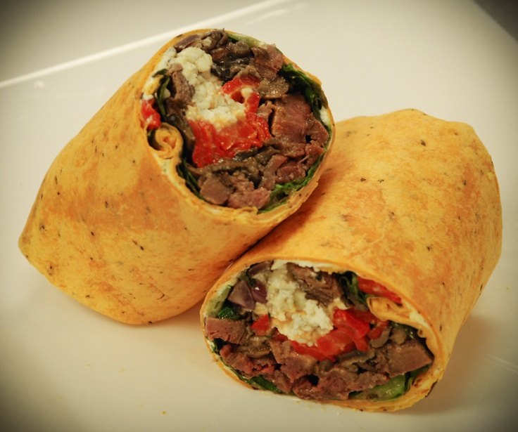 fix? The Butler wraps beef tenderloin, caramelized onions, roasted ...