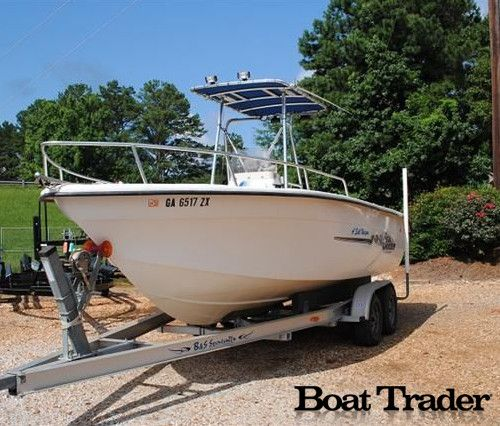 For sale: 2005 Carolina Skiff Sea Chaser 2100RG in Wedowee, AL. $13,900.