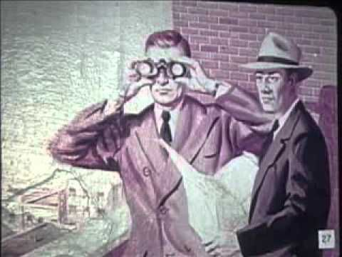 Reconnaissance Functions of the Block Warden (Frank McGee from NBC) YouTube Atomic film Site Film strip  Published on Aug 8, 2012 Here's a slideshow from 1952 which was produced by the Federal Civil Defense Administration. Released as part of a training series, The Role of the Warden in Reconnaissance seeks to show neighborhood civil defense leaders how to properly survey damage to their blocks following an atomic attack. Category Education License Standard YouTube License