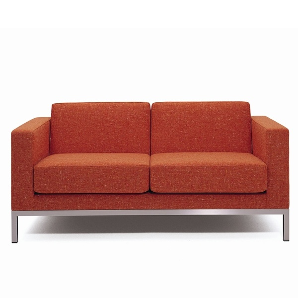 HM26B 2-SEATER SOFA BY FRED SCOTT