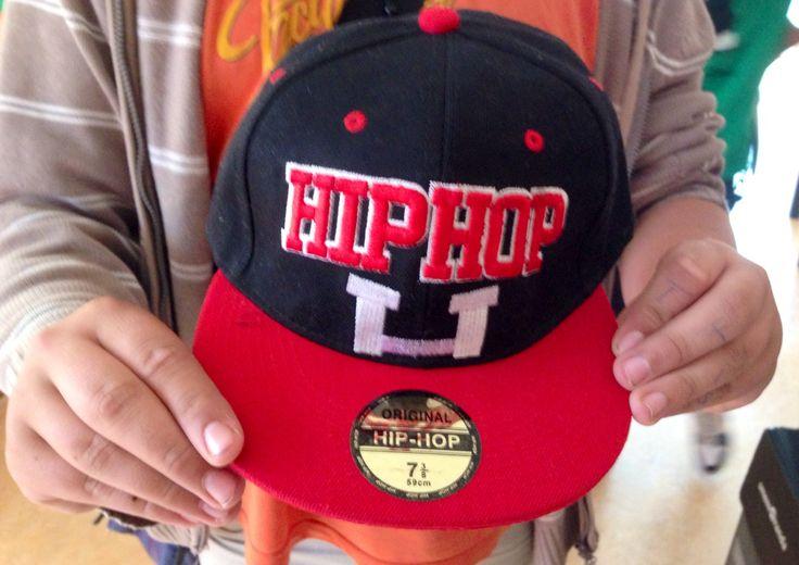 Hip hop power!
