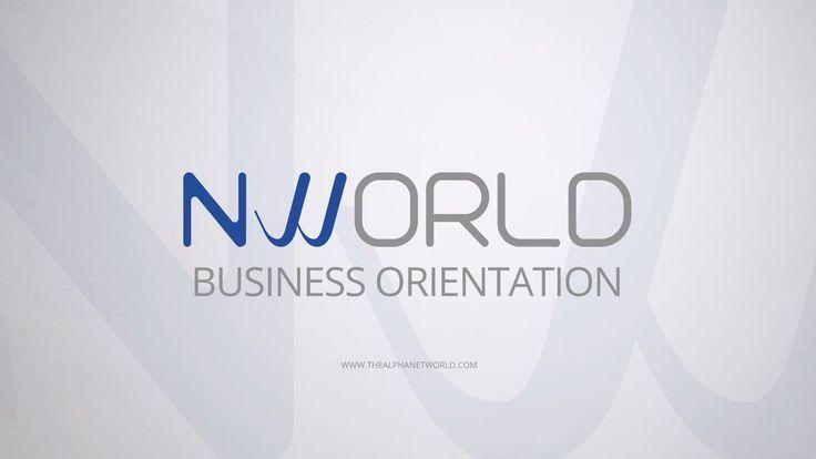 How to join Nworld?  NWORLD BUSINESS ORIENTATION www.nworldintl.com
