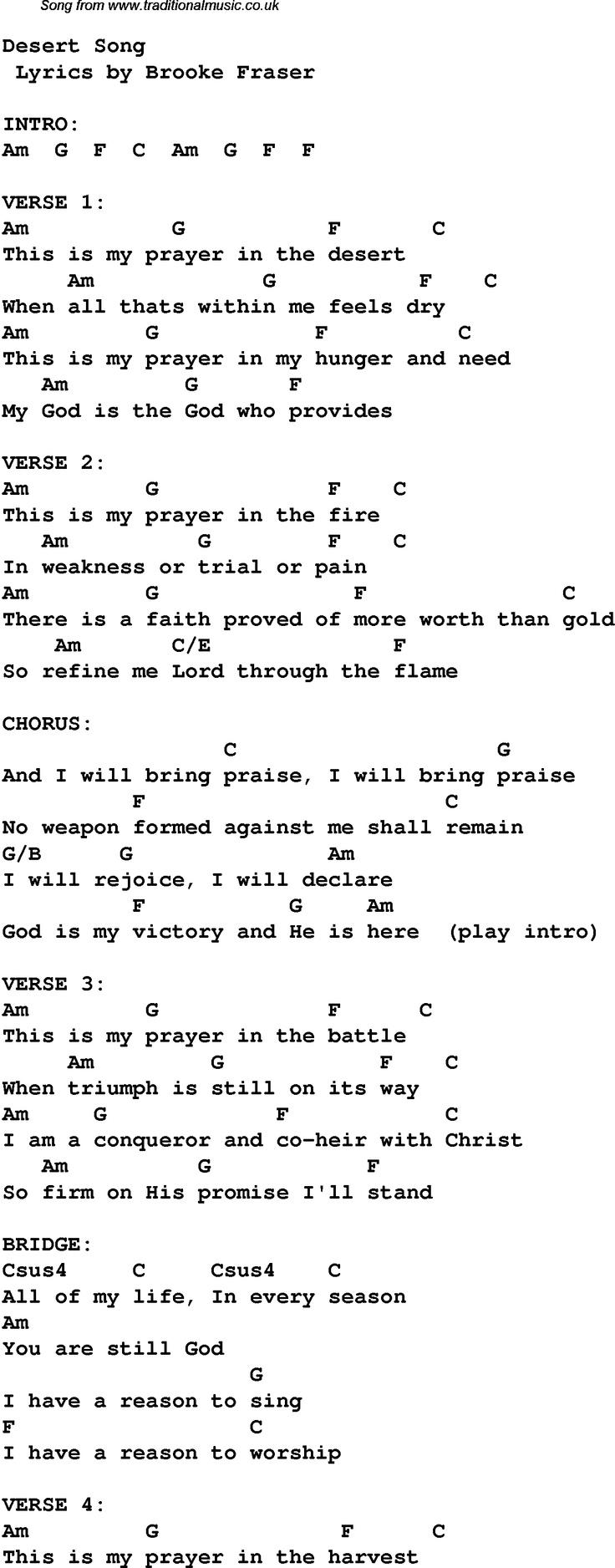 Love song hillsong lyrics and chords