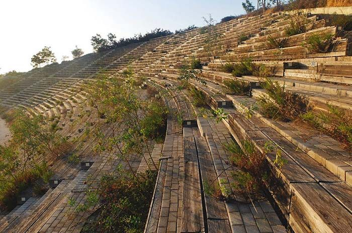 Kayak And Canoeing Venue, Athens, 2004 Summer Olympics Venue | www.piclectica.com #piclectica
