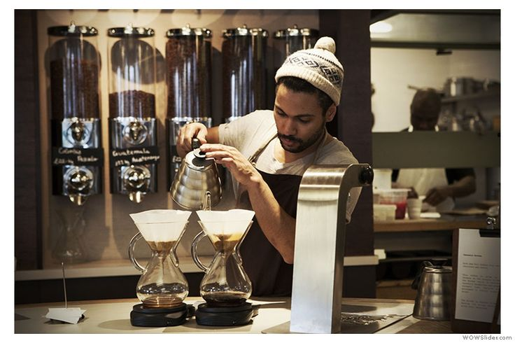 All Press Espresso - Redchurch Street, London