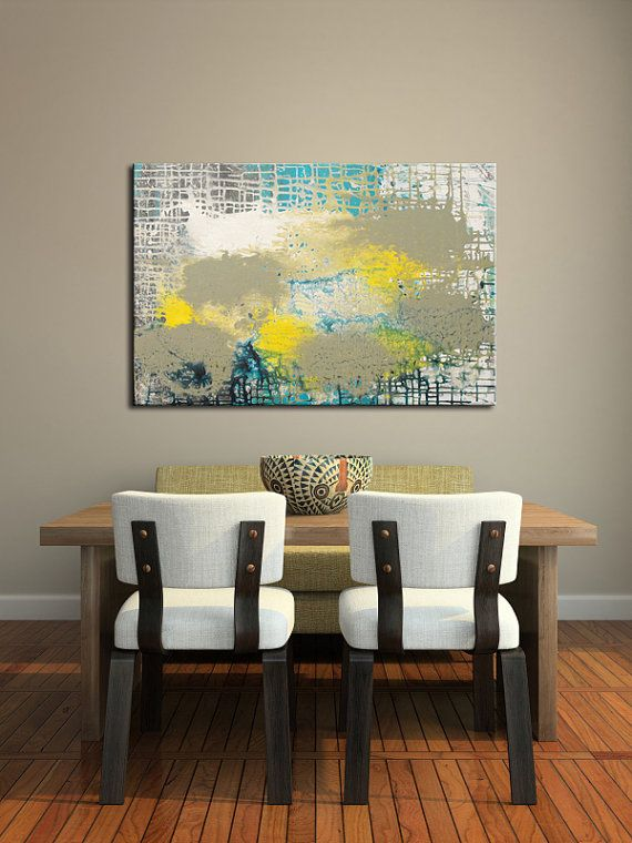 Deep Sea Sponge Large Original Abstract Modern Painting on canvas drip on Etsy, $1,273.22 AUD